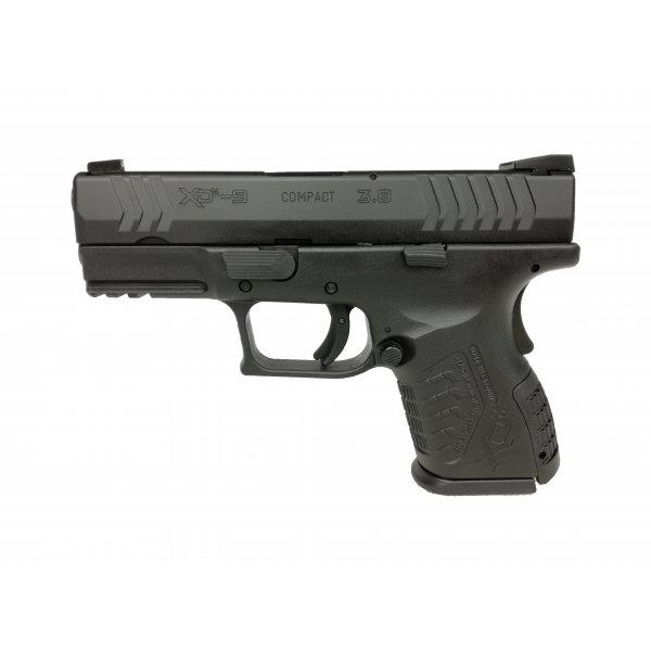 Pistolet XDM-9 3,8″ Compact Czarny