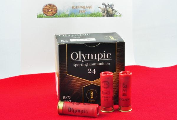 Amunicja Śrutowa Trap 24 kal. 16/70   24g  2,40mm