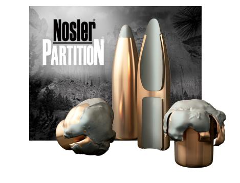 Amunicja NOSLER PARTITION