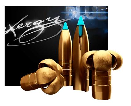Amunicja TXRG (eXergy Blue)