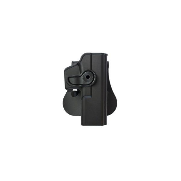 Kabura do pistoletu glock  17 IMI z1010 czarna