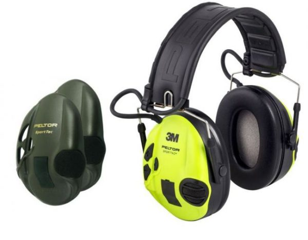 Ochronniki sluchu 3M Peltor SportTac (MT16H210F)