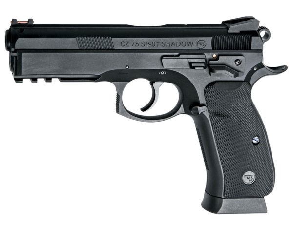 Pistolet ASG CZ SP-01 Shadow GNB